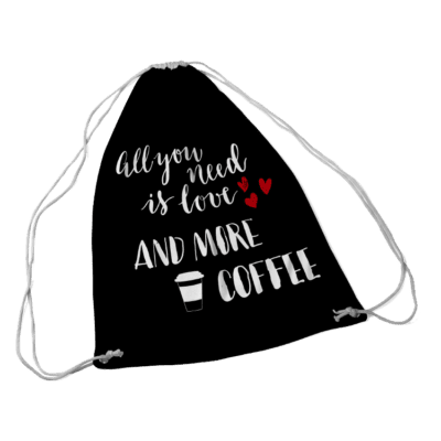 drawstring coffee