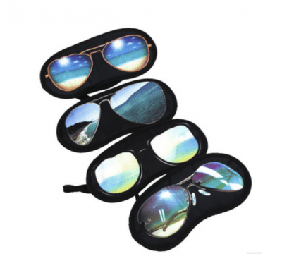 EYE SHADE GLASSES